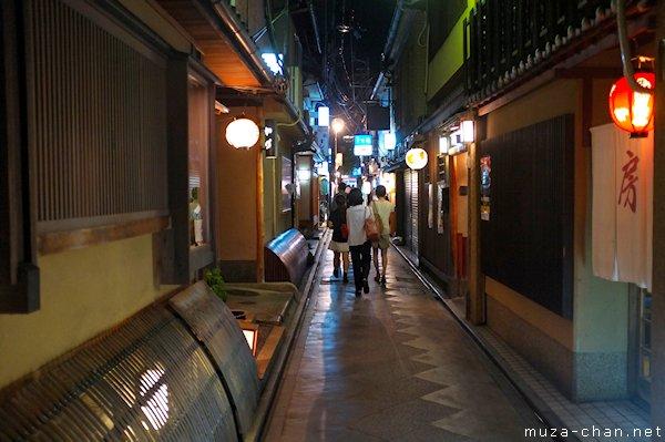 Ponto-cho, Kyoto
