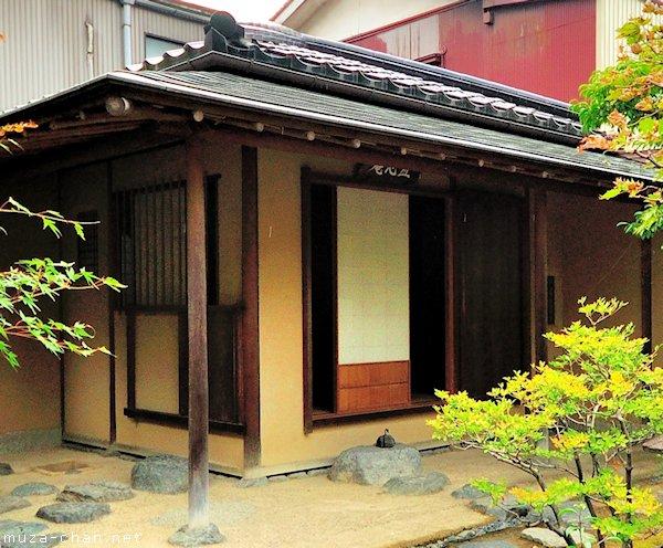 Tea house, Nagamachi, Kanazawa