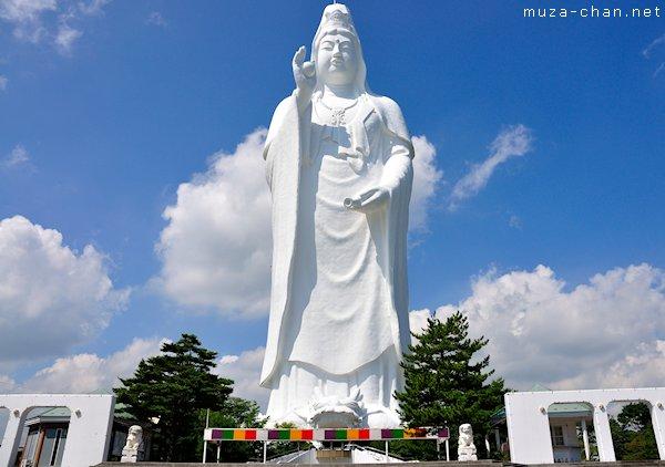 Sendai Daikannon Statue, Sendai