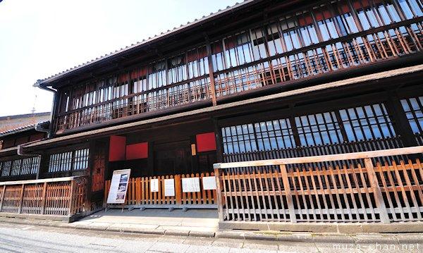 Sumiya, Shimabara, Kyoto