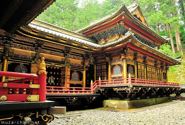 Japanese Traditional Architecture Gyakuren