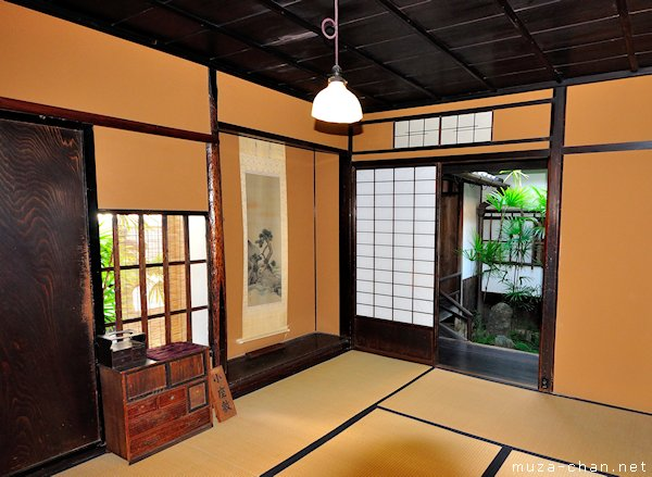 Japanese traditional houses, the perfect simplicity