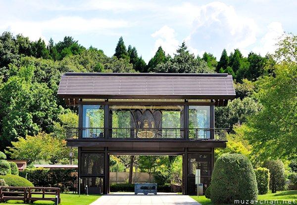 Ushiku Daibutsu Gate, Ushiku