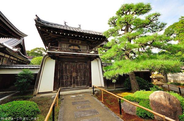 Bell Tower Gate, Chion-ji Temple, Amanohashidate