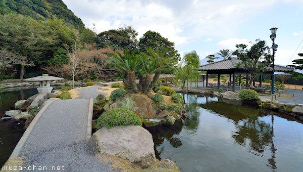 Bogakuro Pavilion, Sengan-en, Kagoshima