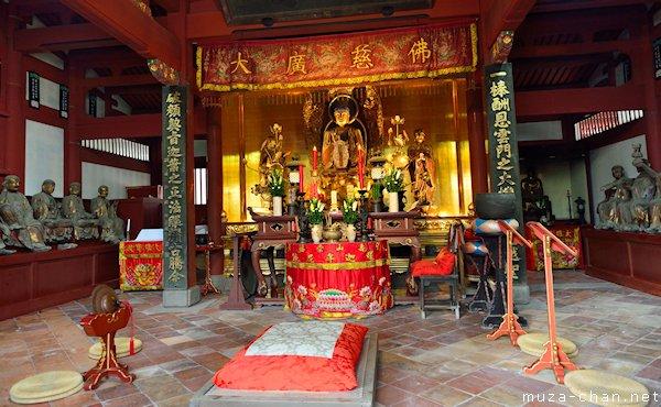 Main Hall, Sofuku-ji Temple, Nagasaki