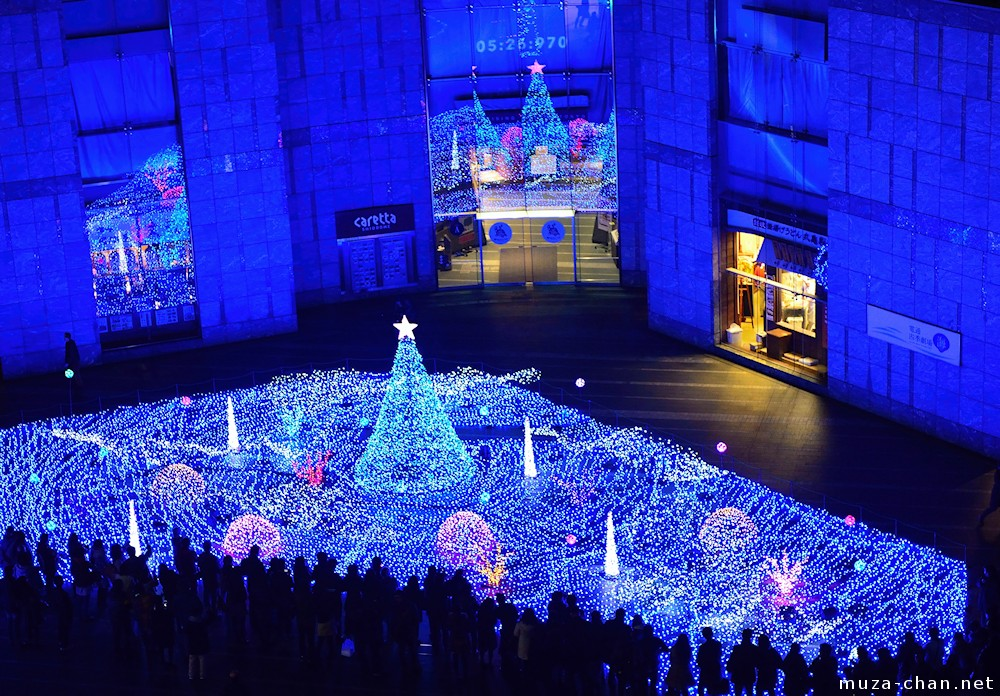 Tokyo Caretta Illumination Travel Tip