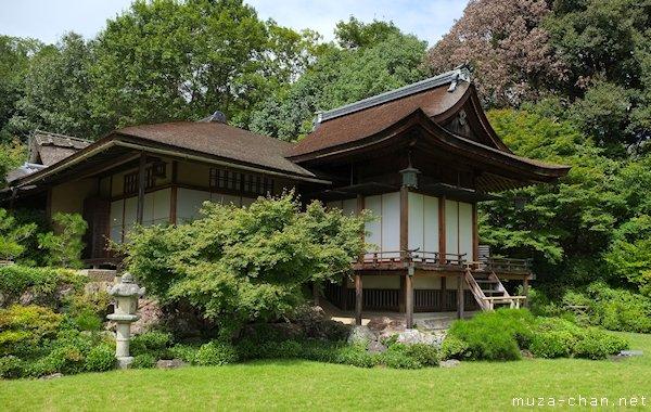 Daijokaku, Okochi Mountain Villa, Arashiyama, Kyoto