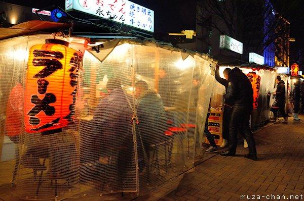 Food Stalls, Nakasu Island, Fukuoka