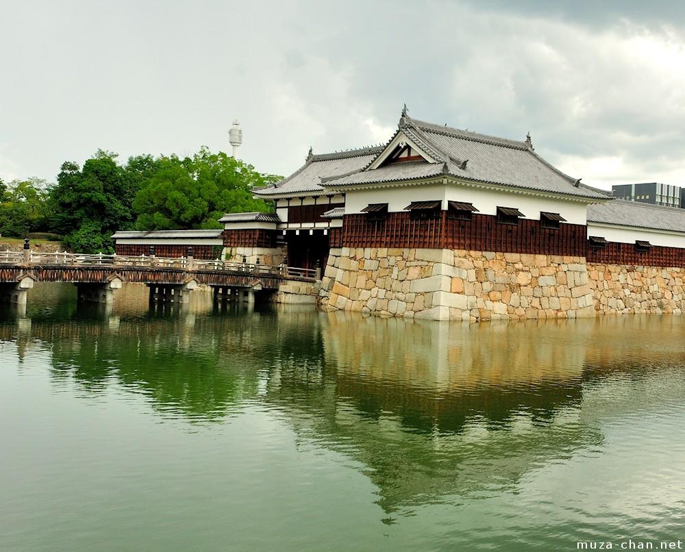 Japanese castle walls, Sangizumi