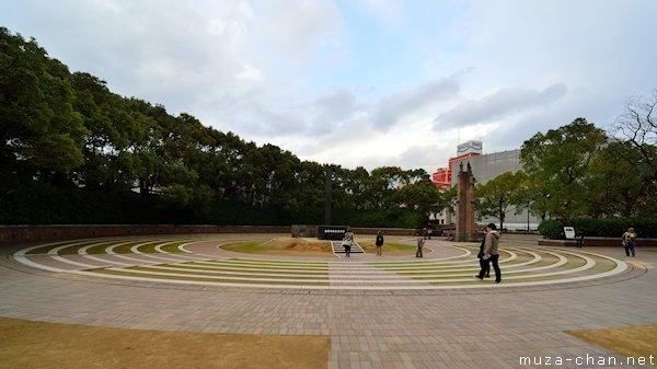 Hypocenter Cenotaph, Nagasaki