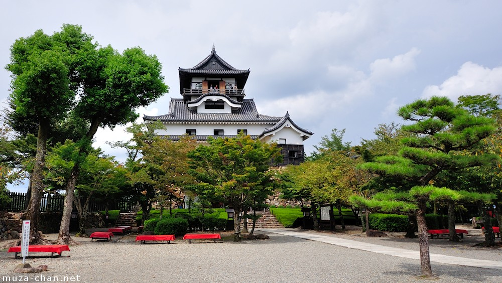 Inuyama Japan  city images : Inuyama Castle, Inuyama