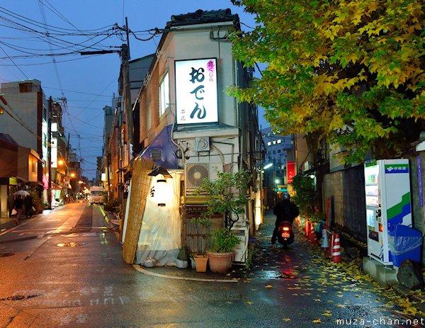 Japanese restaurant, Fukushima, Osaka