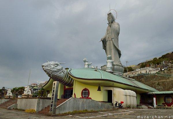Kannon Statue, Fukusai-ji Temple, Nagasaki