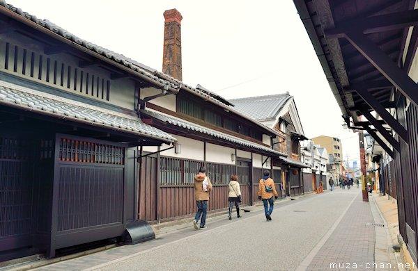Kizakura Sake Brewery, Fushimi, Kyoto