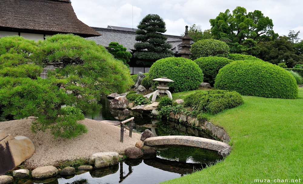 Miniature Japanese Garden