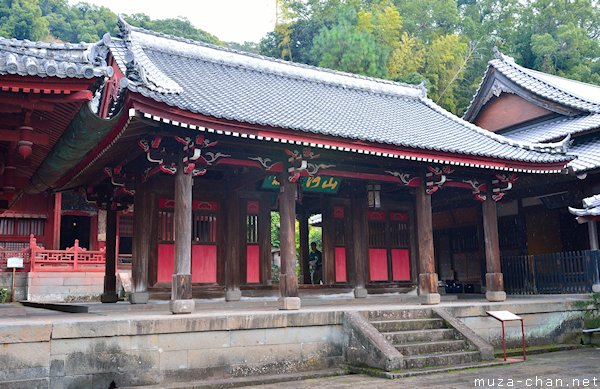 Masomon Gate, Sofuku-ji Temple, Nagasaki