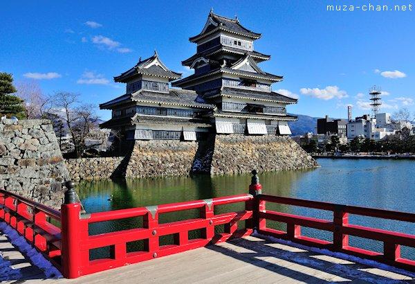Matsumoto Castle, Matsumoto