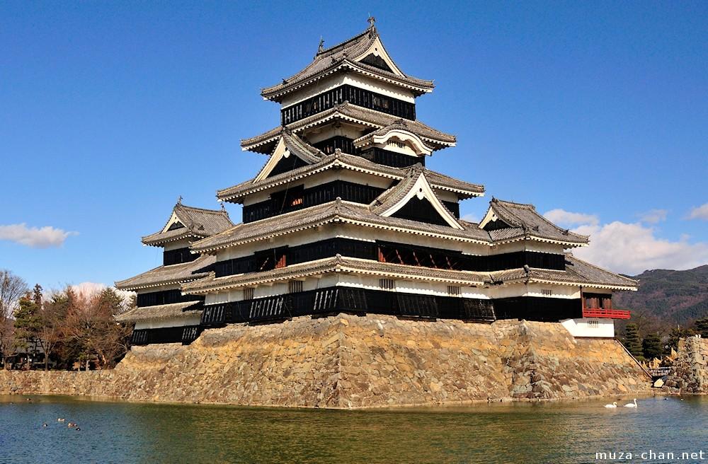 Treasures of Japan, Matsumoto Castle