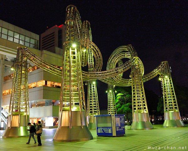 Mok Mok Wak Wak Yokohama Yo Yo, Minato Mirai 21, Yokohama