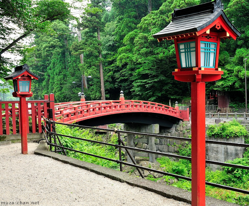 Simply Beautiful Japanese Scenes Red Lanterns And The