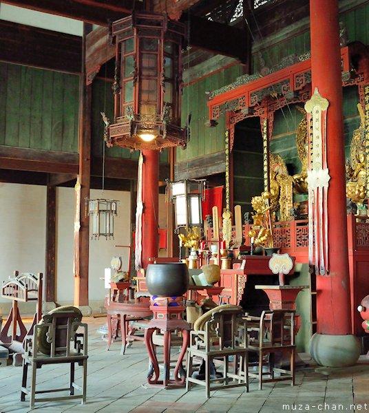 Main Hall, Kofuku-ji Temple, Nagasaki