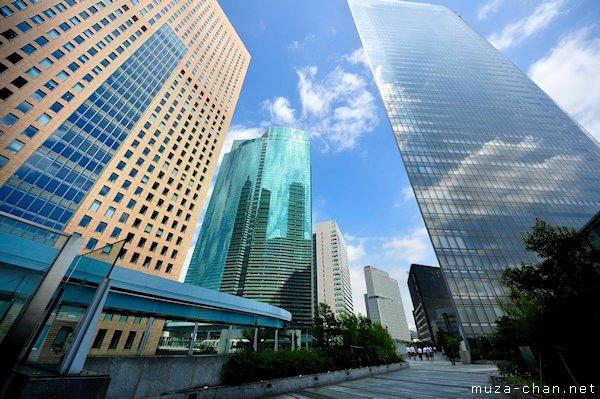 Shiodome High-rise, Tokyo