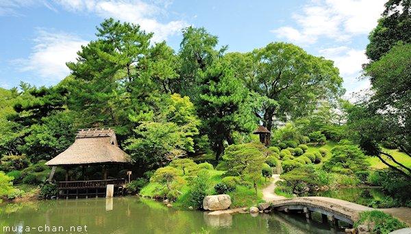 Hiroshima Shukkei-en, the story of a name