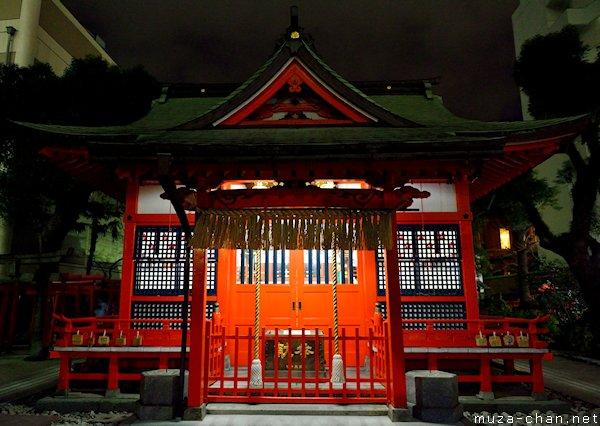 Suikyo Tenmangu Shrine, Tenjin, Fukuoka