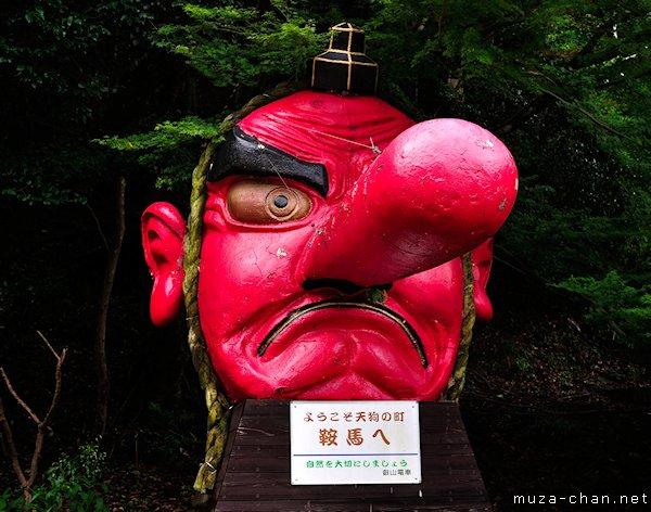 Tengu Statue, Kurama