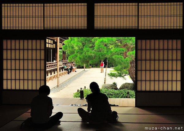 Tenryu-ji Temple, Arashiyama, Kyoto