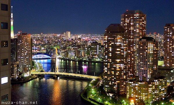 Tokyo Sky Tree, Tokyo