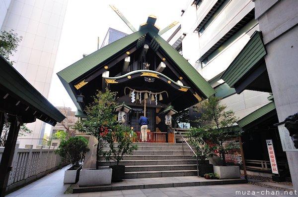 Tsukudo Shrine, Chiyoda-ku, Tokyo