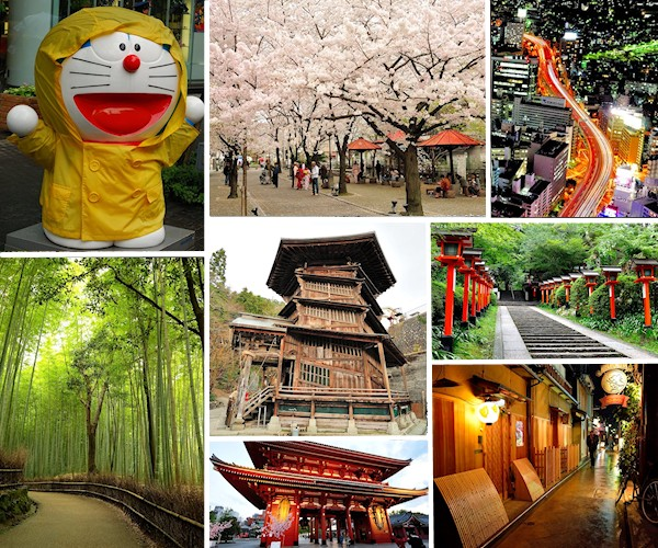 5 Years of Daily Japan Photos... Top 20 Visitors Choice