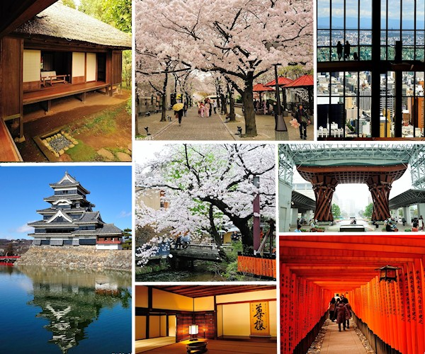 6 Years of Daily Japan Photos... Top 20 Visitors Choice