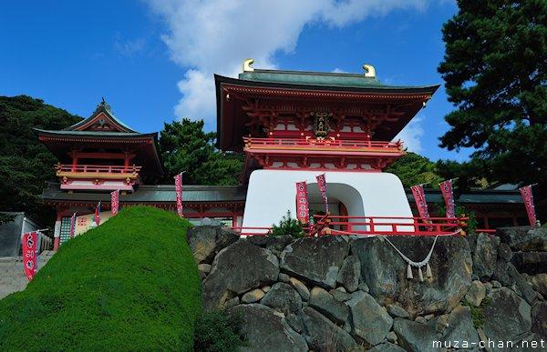 Akama Shrine, Shimonoseki