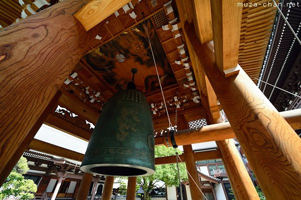 Ankokuji Temple, Tenjin, Fukuoka