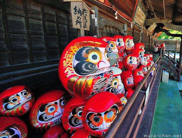 Shorinzan Daruma Temple, Takasaki