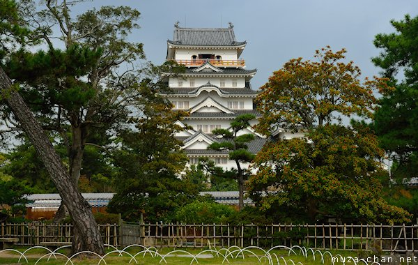 Fukuyama Castle, Fukuyama, Hiroshima