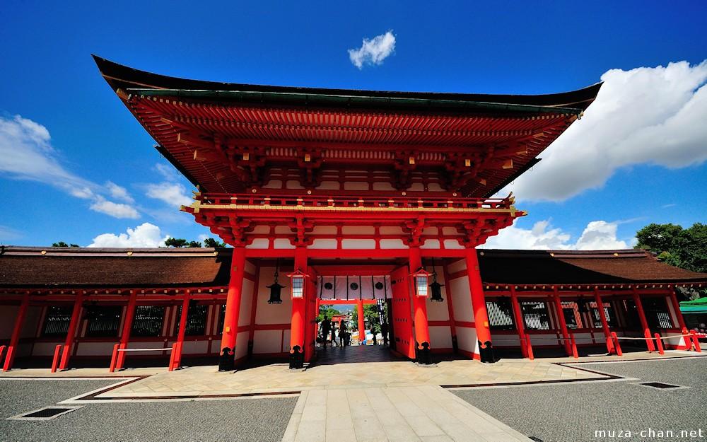 Visiting Kyoto, Fushimi Inari Taisha