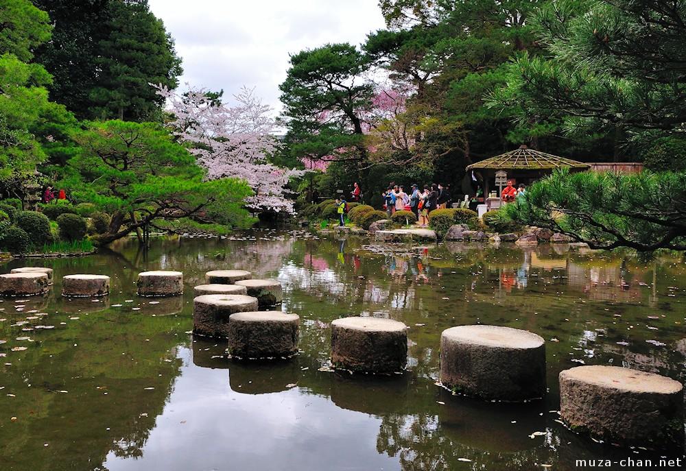 Garyu-kyo, Japanese garden \