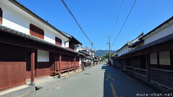 Hagi-jo Jokamachi, Hagi, Yamaguchi