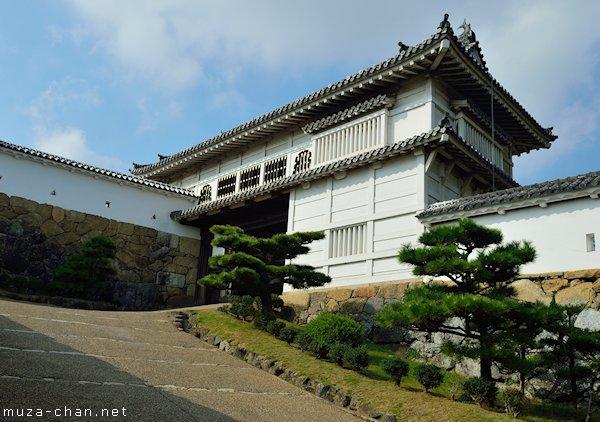 Hishi Gate, Himeji Castle, Himeji