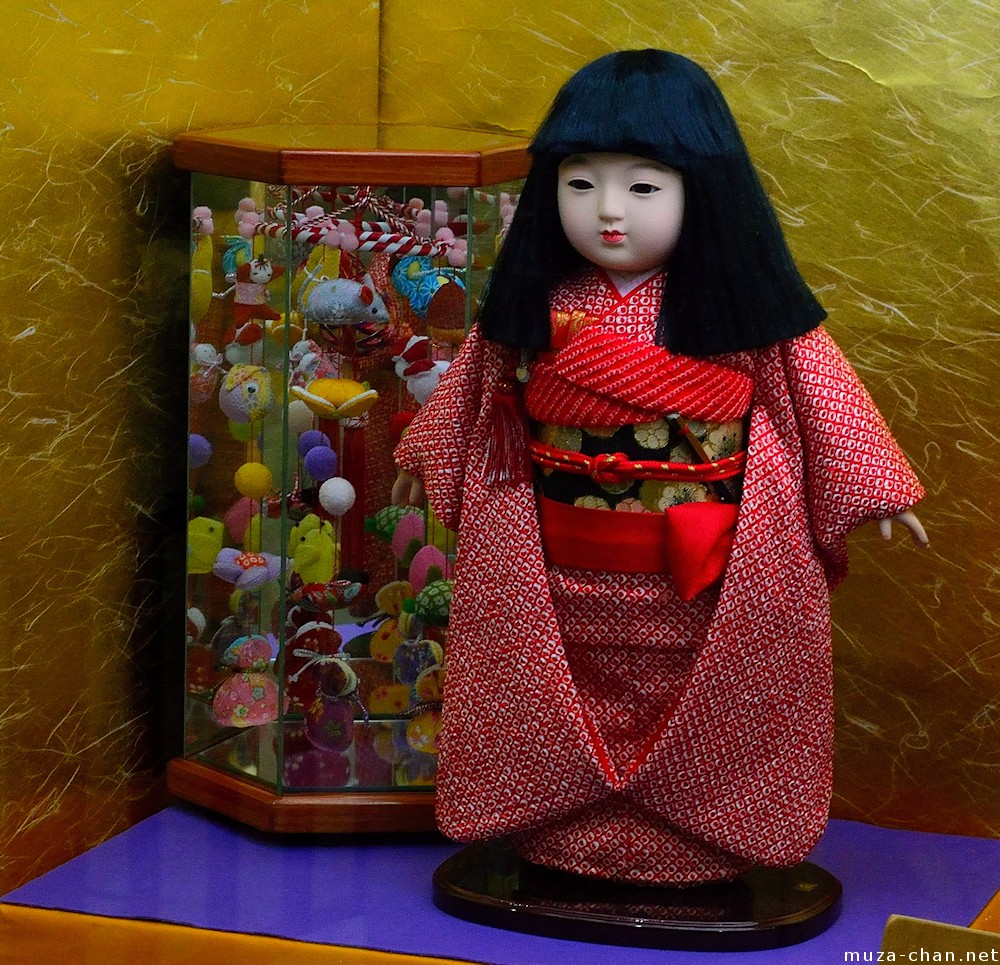 Japanese doll. Dolls for girls 74