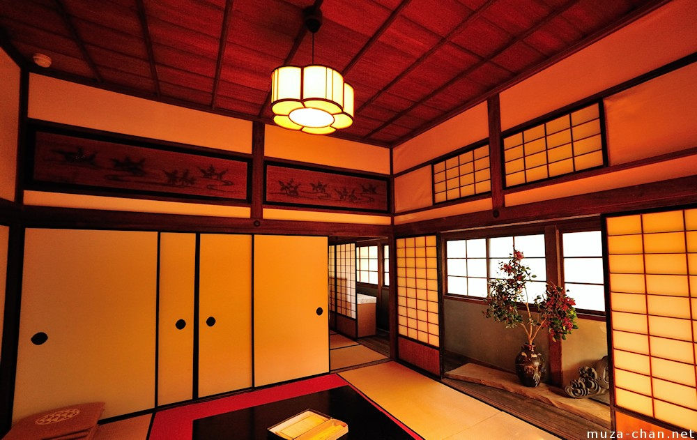 Masterpieces Of Japanese Traditional Architecture Chofu Mori Residence Interior on Traditional Japanese House Interior
