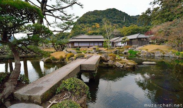 Sengan-en, Kagoshima