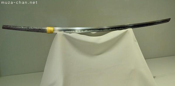 Japanese sword, Tokyo National Museum, Tokyo, Ueno