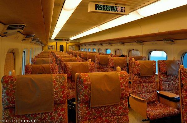 JR Kyushu Railway, Shinkansen Tsubame