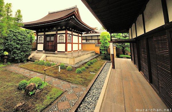 Kaiso-do, Ryogen-in, Kyoto