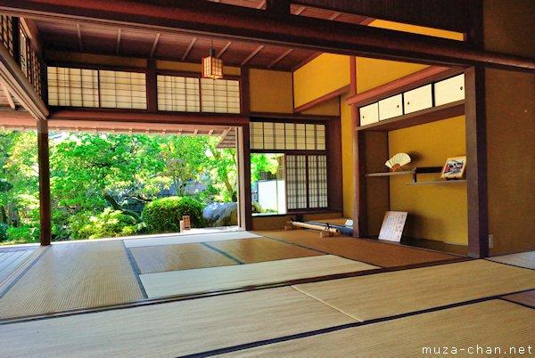 Kikuya Residence, Hagi-jo Jokamachi, Hagi, Yamaguchi